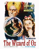 The Wizard of Oz Movie Poster - Judy Garland