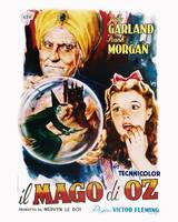 Wizard of Oz Spanish Movie Poster