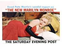 The New Marilyn Monroe Cover Poster