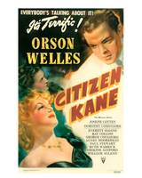 Citizen Kane Movie Poster - Orson Welles