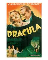 Dracula Movie Poster - Bela Lugosi