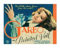 Painted Veil Movie Poster - Greta Garbo