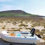 """""""Dinghy On A Beach"""" by malcolmsnook"""