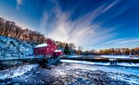 Little Old Red Mill