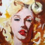 """Marilyn"" by DarinWood"