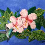 """COLIBRI TROPICAL III"" by ROFFEART"