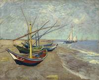vangogh.fishing-boats-on-the-beach-at-les-saintes-