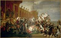 versailles.the-army-takes-an-oath-to-the-emperor-a