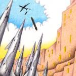 """""""Bombing"""" by t-koni"""
