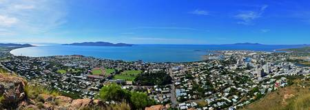 Townsville from Above
