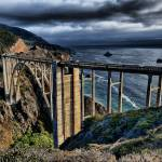 """Bixby Bridge in Big Sur, California"" by New-Yorkled"