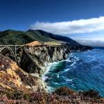 """Bixby Bridge in Big Sur, California"" by New-Yorkled"