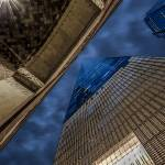 """Tower One - One World Trade Center Extreme View"" by New-Yorkled"