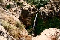 golan waterfall