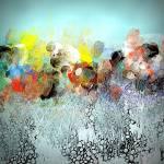 """Dreamy Flower Garden"" by JessieLee72"