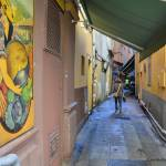 """Alley in Nice, France"" by awsheffield"