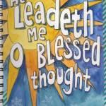 """He Leadeth Me"" by createdcreating"