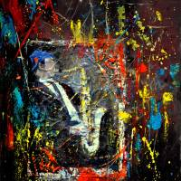 sax 4541 Art Prints & Posters by pol ledent