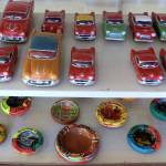 """Ceramic Cars"" by TNorth"