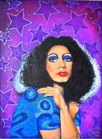 Glitter Holly Woodlawn