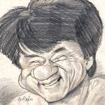 """Jackie Chan"" by odea"