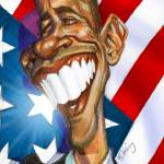 """Barack Obama color"" by odea"