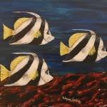 """Bannerfish"" by waynecantrell"