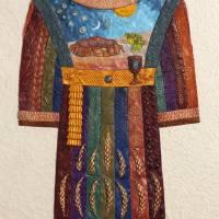 Yosef's Coat - Mosaic Art Prints & Posters by Michoel Muchnik