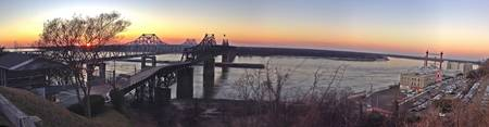 Vicksburg, MS - Scenic Overlook