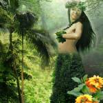"""""""Princes of the Hawaiian Forest"""" by Unique_designs"""