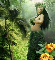 Princes of the Hawaiian Forest
