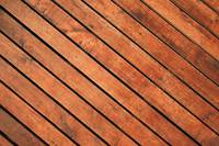 Brown Wood Slats