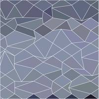 Blue Grey Abstract Low Polygon Background