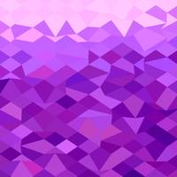 Purple Abstract Low Polygon Background