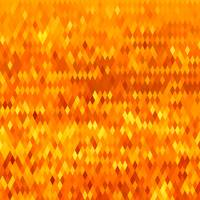 Yellow Weave Abstract Low Polygon Background