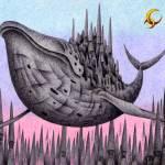 """""""Whale castle"""" by t-koni"""