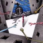 """""""Cursed port"""" by t-koni"""