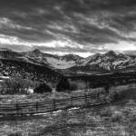 """San Juan Mountains BW"" by mellow"
