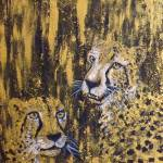 """Wild Cheetahs"" by gallerymay"