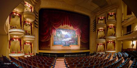 Galveston Grand 1894 Opera House 1