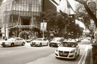 Orchard Road Singapore, Street Photography