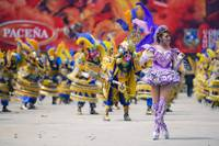 Carnaval Oruro, Traditional Dance