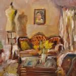 """""""The Velvet Sofa"""" by susanejones"""