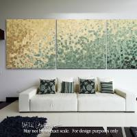 Giant Art Trptych Art Prints & Posters by Mark Lawrence