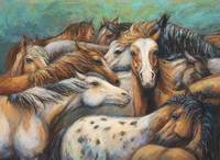 Have You Herd? By Janet Ferraro Fine Art