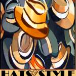 """Hats Of Style"" by harmonywalls"