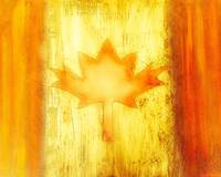 A Canadian Abstract 5