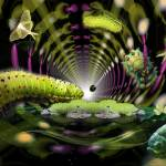 """""""In The Tunnel with Luna Catarpillar 4"""" by ecolosimo"""