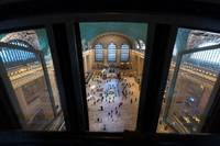 Room with a View. Grand Central Terminal NYC