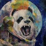 """Space Panda"" by creese"
